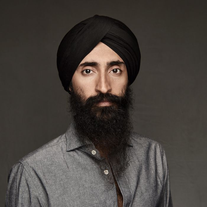 House of Waris founder and designer Waris Ahluwalia.