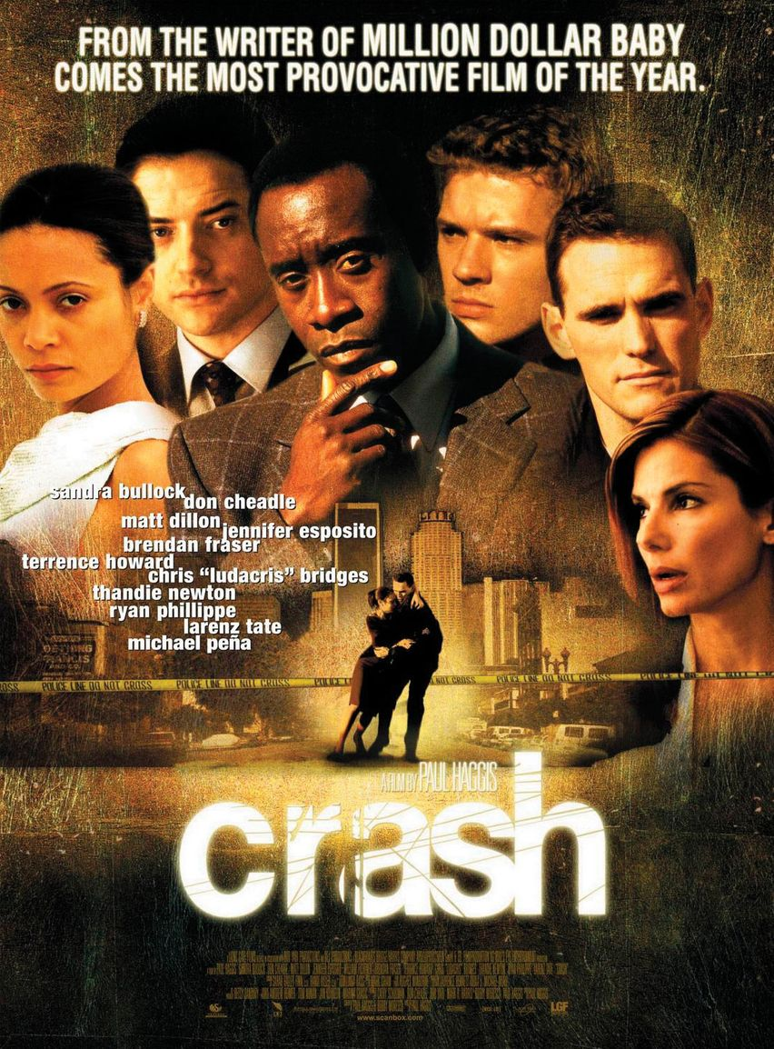 How Crash Crashed the Oscars