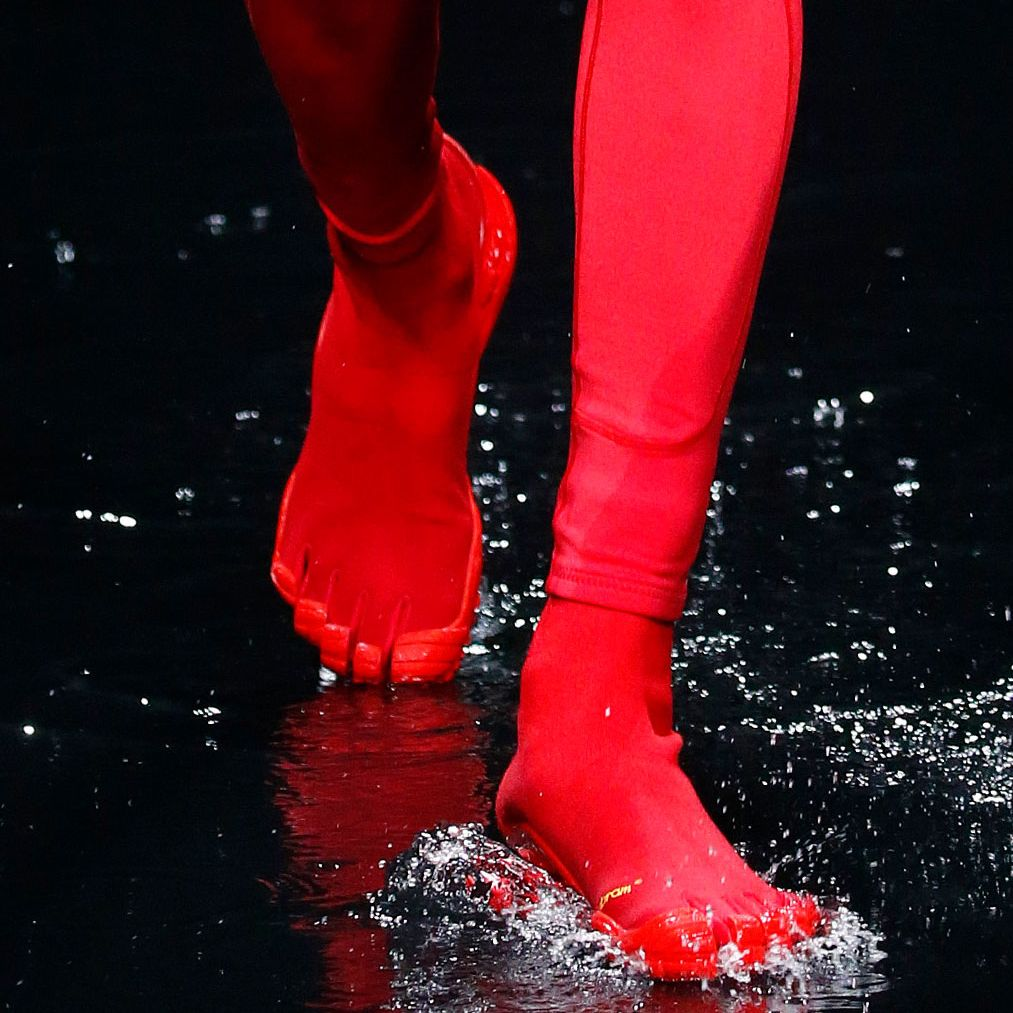Balenciaga Showed Toe Sneakers for Pre