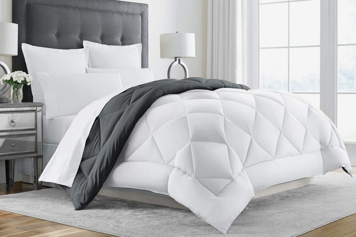 Best Down Alternative Comforter
