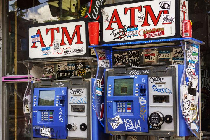 Thefts from ATMs in the U.S. reach record levels