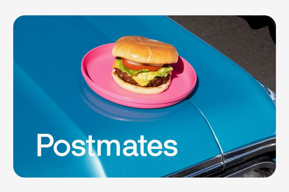Postmates Gift Card