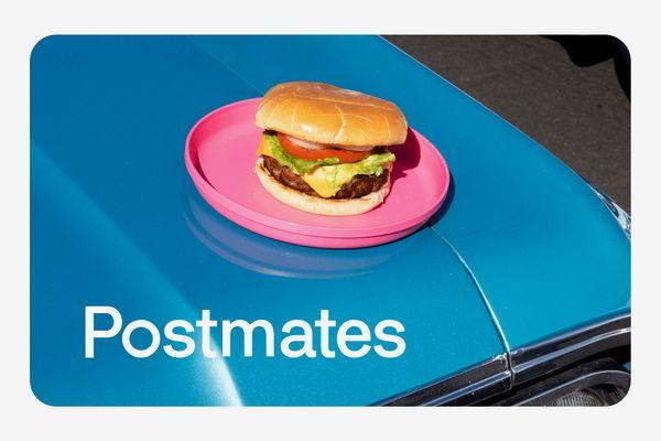 Postmates Gift Card