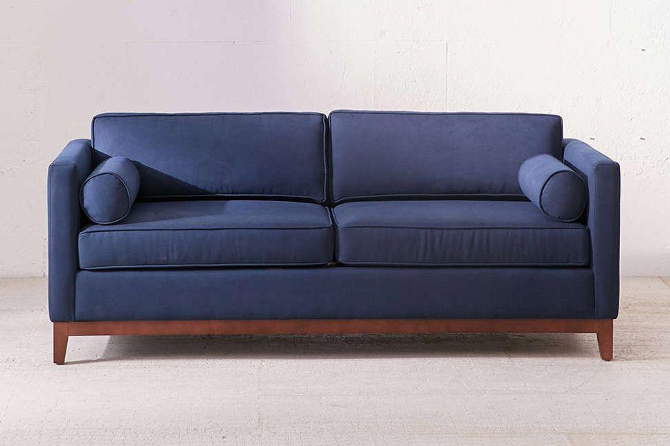 Piper Petite Microfiber Sofa