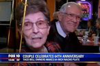 World's Most Adorable Couple Celebrates 64th Wedding Anniversary With Taco Bell Nacho Party