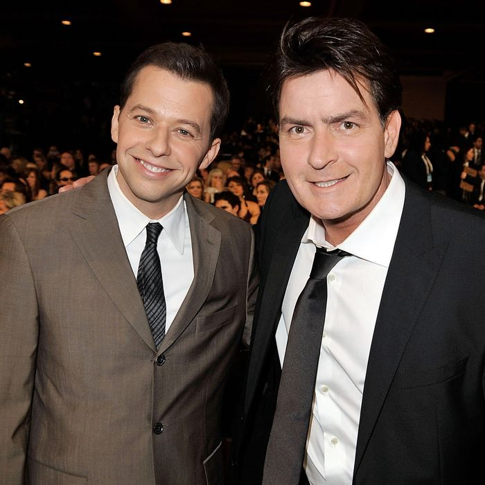 9 Things You Learn About Charlie Sheen From Reading Jon Cryers Memoir