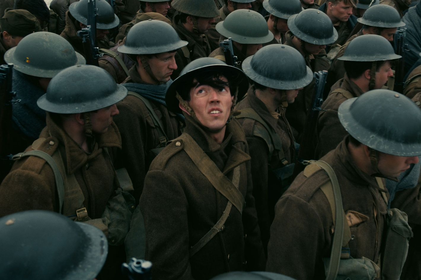 Dunkirk\u0027 Movie Review: A Great War Movie, Except \u2026