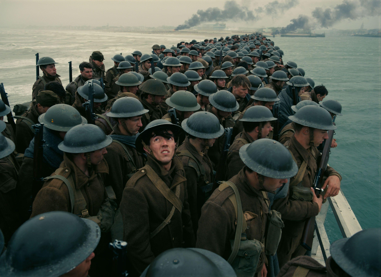 Dunkirk Met