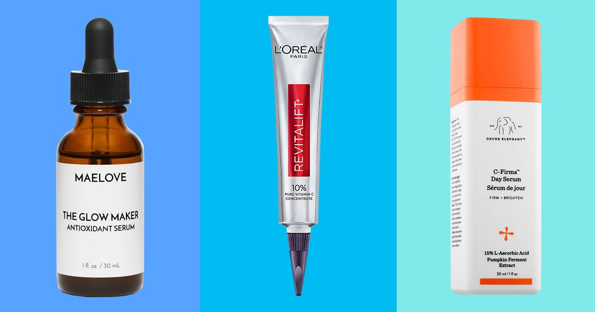 The Best Vitamin C Serums, According to Dermatologists