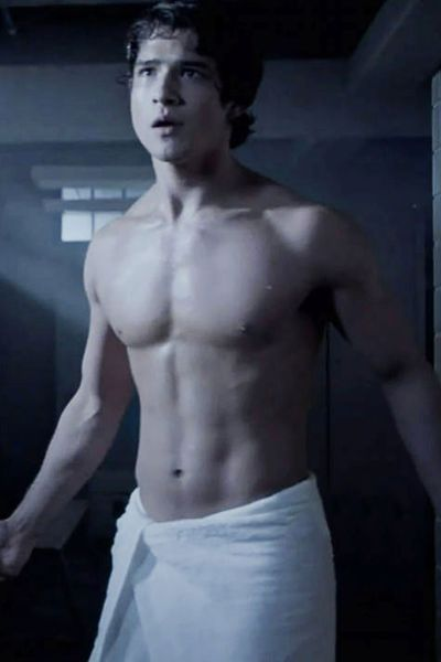 Tyler Posey on 'Teen Wolf'