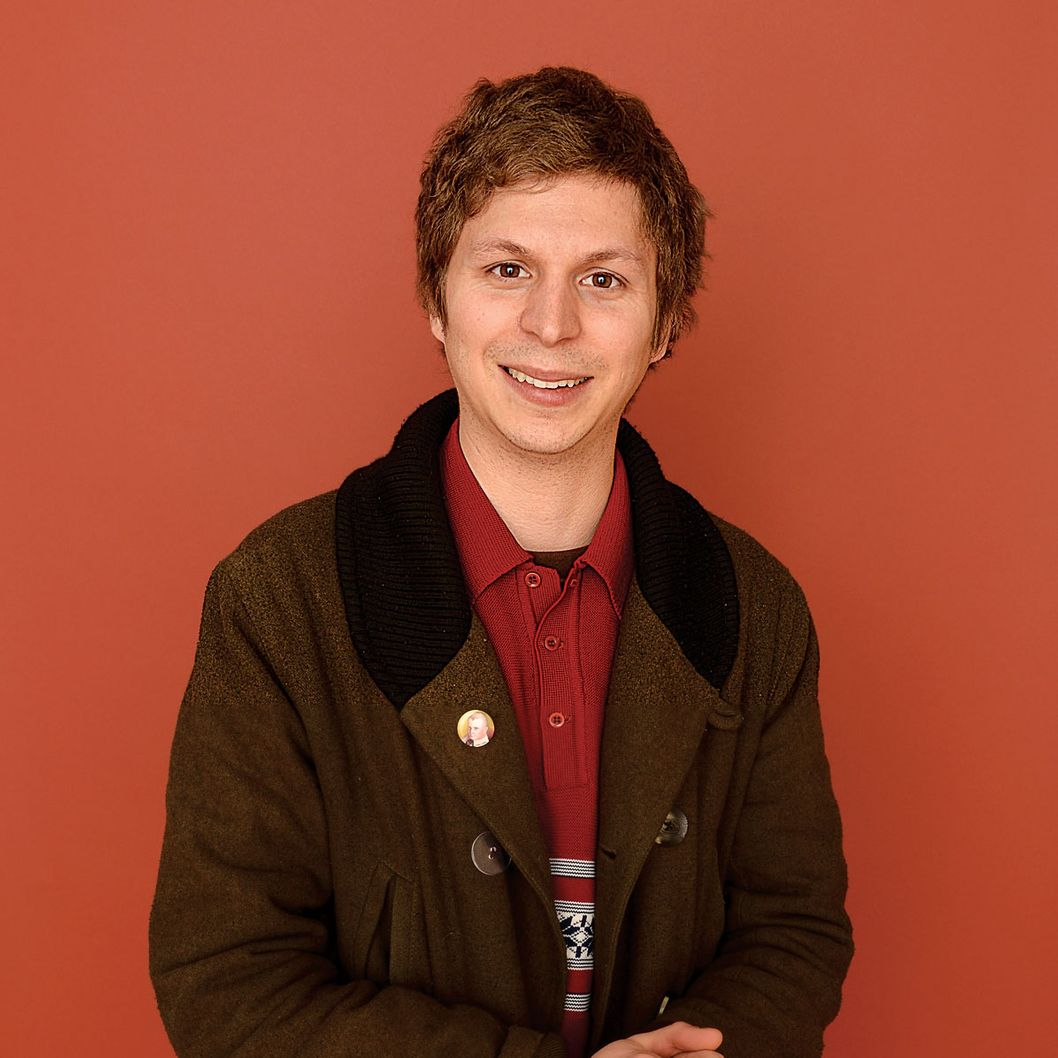 PARK CITY, UT - JANUARY 18:  Actor Michael Cera poses for a portrait during the 2013 Sundance Film Festival at the Getty Images Portrait Studio at Village at the Lift on January 18, 2013 in Park City, Utah.  (Photo by Larry Busacca/Getty Images)