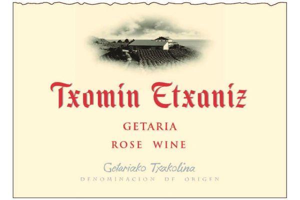 Txakoli Txomin Etxaniz Rose 2015