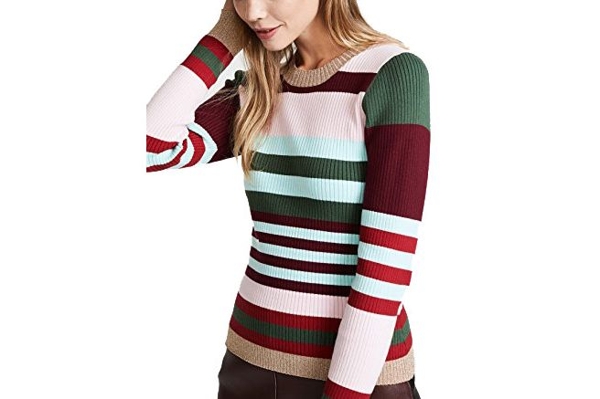 Parker Striped Sweater