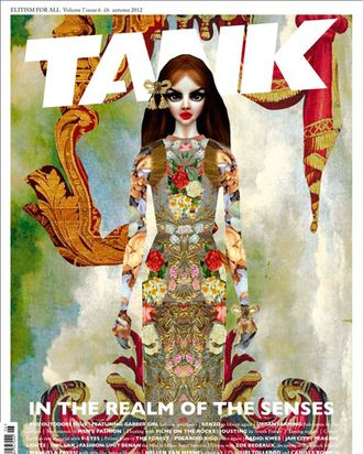 Christian Lacroix for Tank magazine.