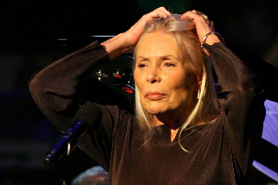 The Bizarre Backstory of Joni Mitchell's Chronic Illness