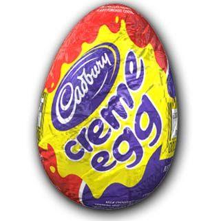Dead egg walking.