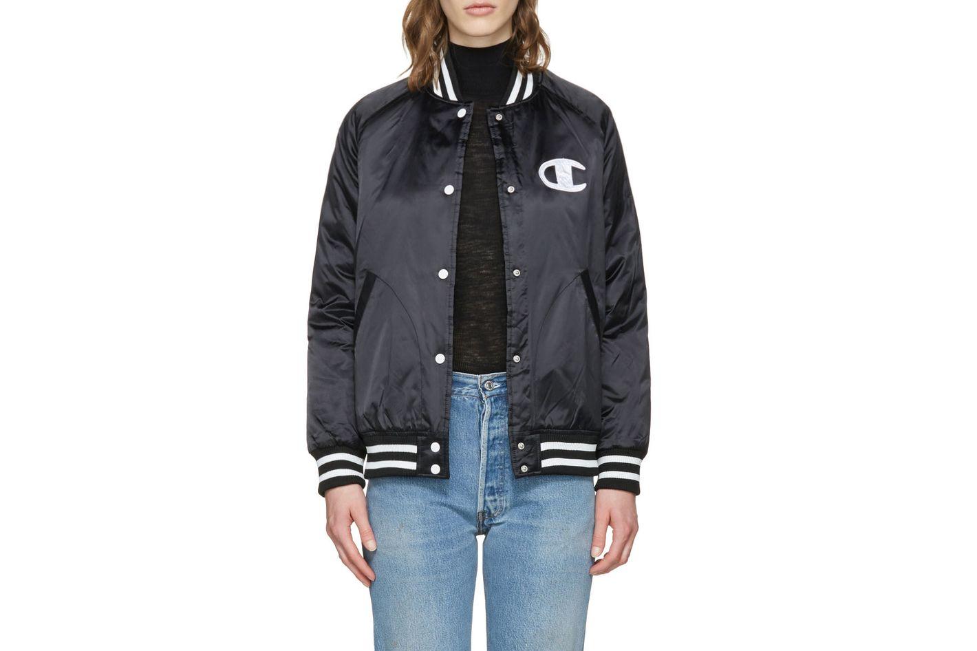 Champion Reverse Weave Bomber Jacket