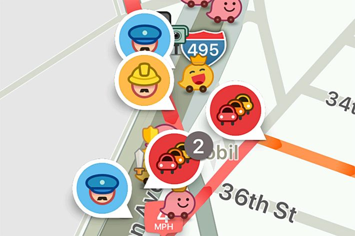 For The Good Of Society And Traffic Delete Your Map App