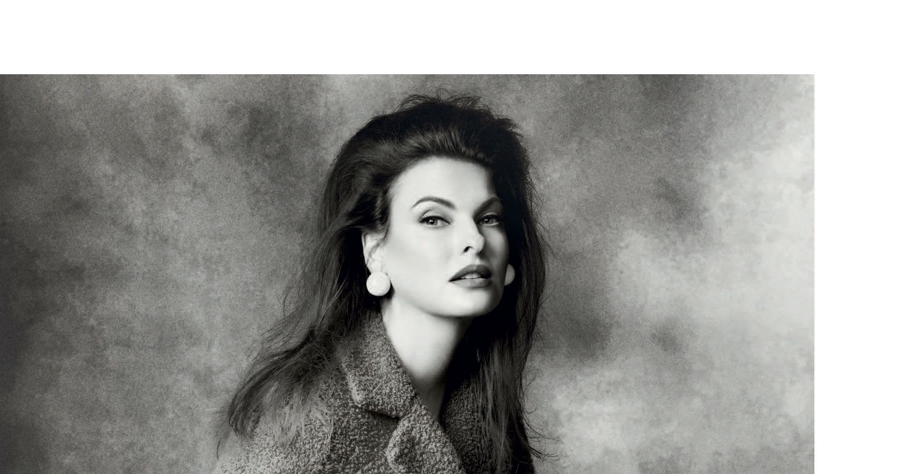 Linda Evangelista's Awesomely '90s Moschino Ad -- The Cut Linda Evangelista Moschino
