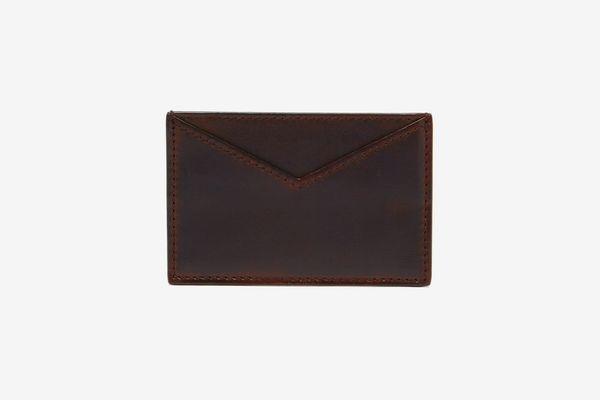 Calvin Klein 205W39NYC Debossed Leather Cardholder