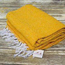 Open Road Goods Handmade Solid-Color Yoga Blanket