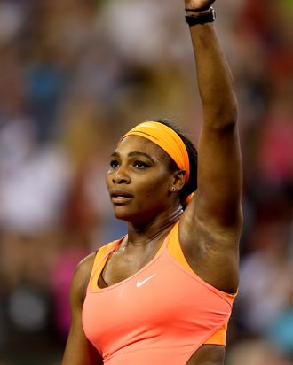 Serena Williams. Photo: Matthew Stockman/Getty Images