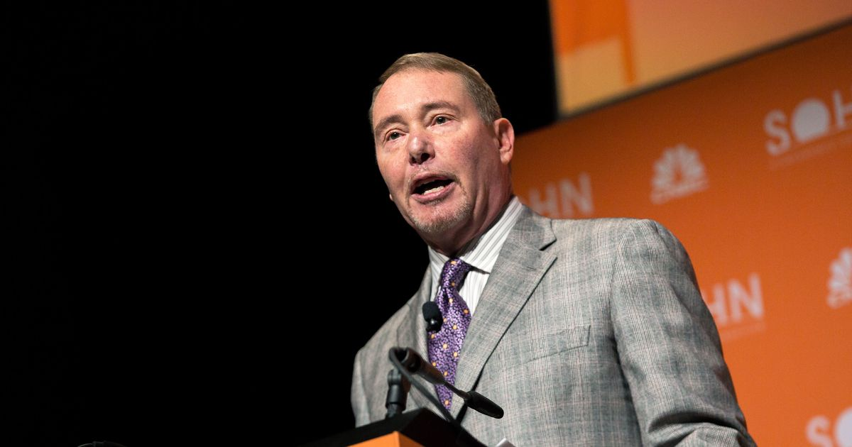 Jeffrey Gundlach on Recession Odds, Jerome Powell's Stumbles, and Why Trump Might Bail in 2020