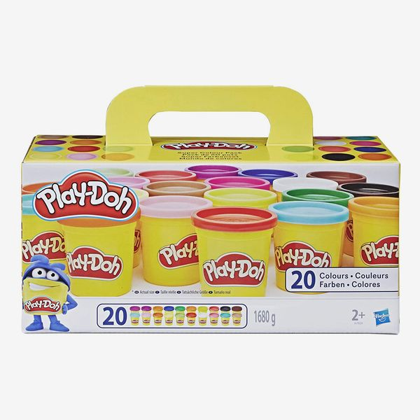 Hasbro Play-Doh Super Colour Pack