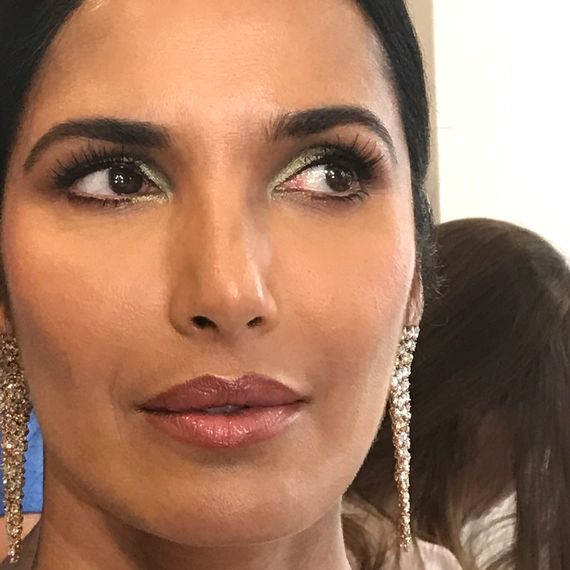 IMG 0261.w570.h570 - The Cut: How Padma Lakshmi Got Ready, and Un-Ready, for the Emmys