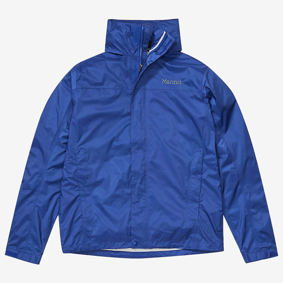Summer Cool Jacket In Navy Blue Color With Inner Fleece Fabric