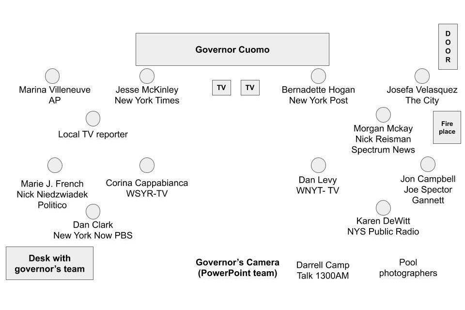 Cuomo Press Conference A Primer On The Coronavirus Briefing