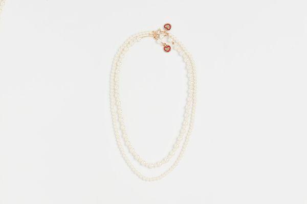 Roxanne Assoulin Imitation Pearl Necklace