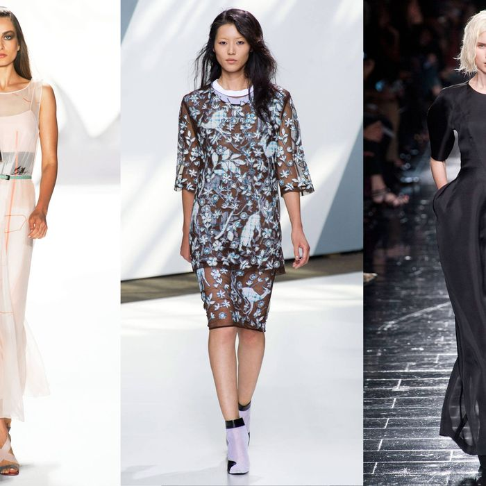 Carolina Herrera, 3.1 Phillip Lim, Theyskens' Theory