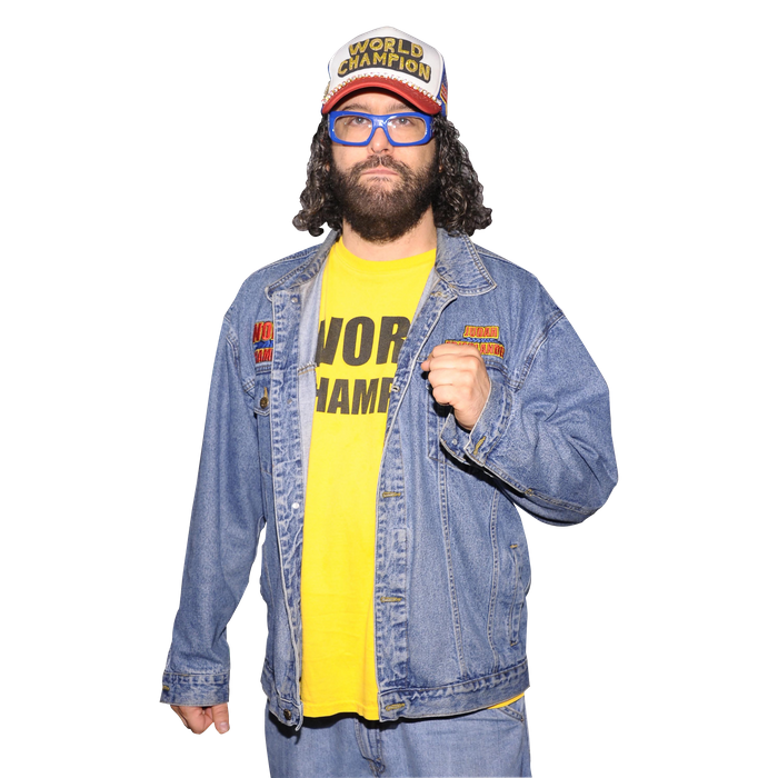 Party Lines Slideshow: Judah Friedlander Knows Trucker Hats Are Over