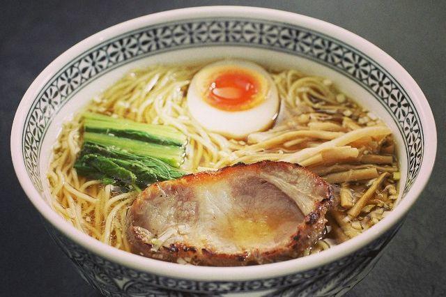Sun Noodle's Tokyo Shoyu Ramen, from a circa 1910 recipe.