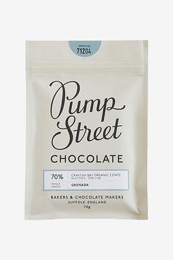 Pump Street Grenada Crayfish Bay Estate Dark Chocolate 70%