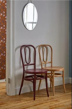Lulu Rattan Dining Chair