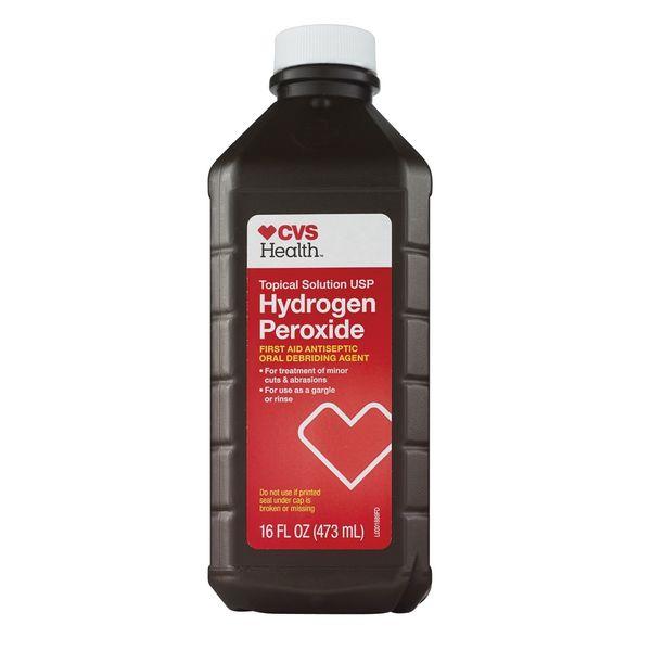 CVS Health Hydrogen Peroxide Solution