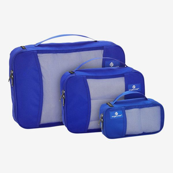 Eagle Creek Travel Gear Pack It, Blue Sea 3 Pack, One Size