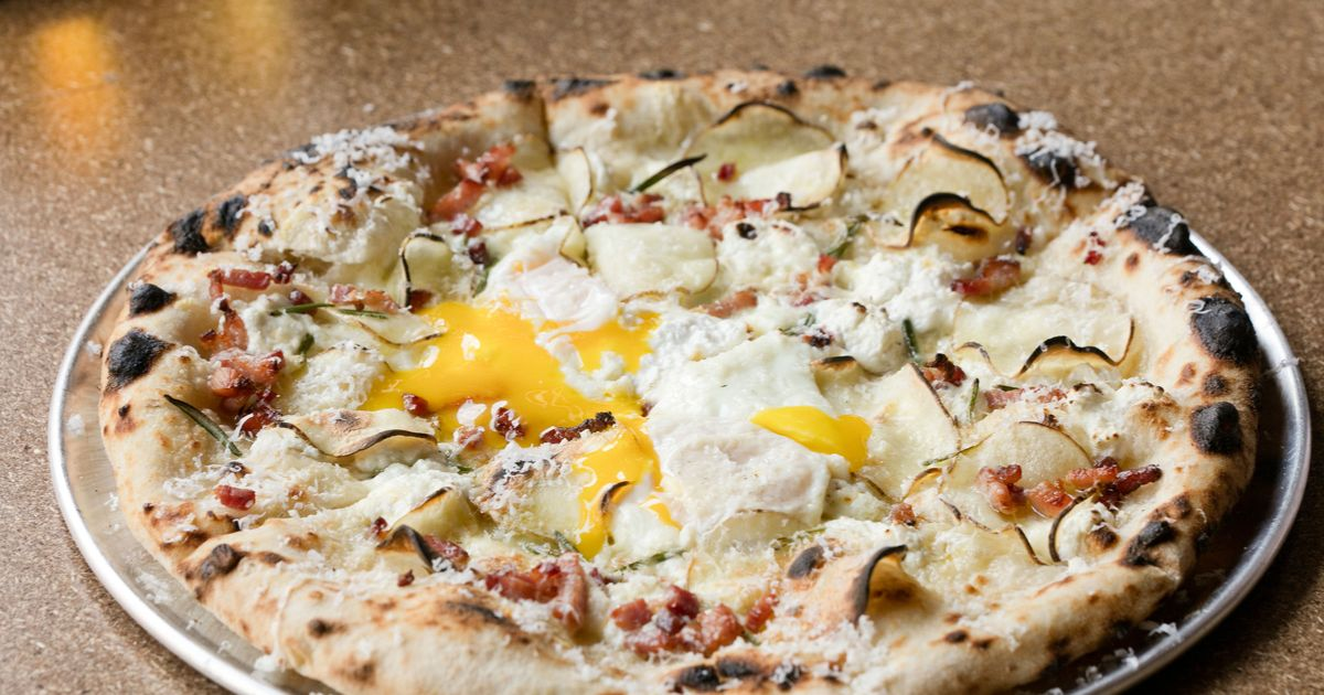 Brunch Pizza Is the Big Draw at This New Brooklyn Brewpub