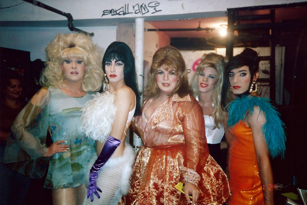 Lady Bunny Misstress Formika Sweetie Anna Conda And