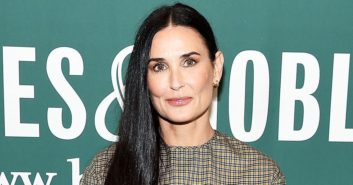 14 Other Celebrities Who Are in Demi Moore's Memoir