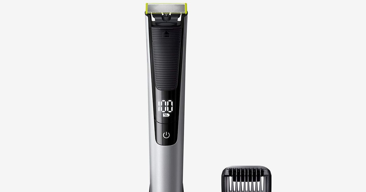This Hybrid Beard Trimmer (Used By Actual Barbers) Is Now 30 Percent Off
