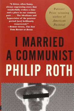 I Married a Communist, Houghton Mifflin (1998)