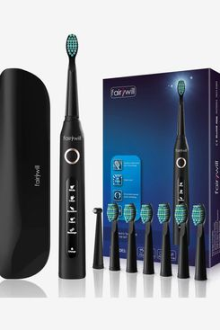 Fairywill Sonic Toothbrush With Travel Case