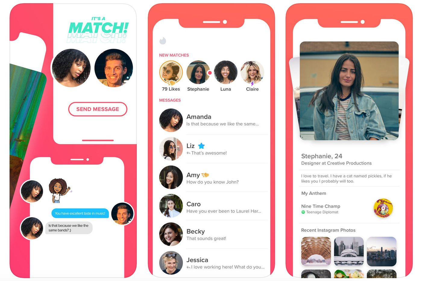 The 10 Best Dating Apps Of 2019