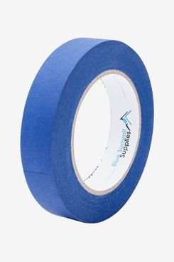 6 Pack 0.94 Inch Blue Painters Tape