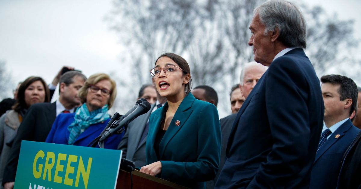 Democrats Need an Ambitious Climate Plan. The Green New Deal Isn't It.
