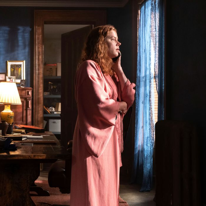 Amy Adams IS The Woman in the Window