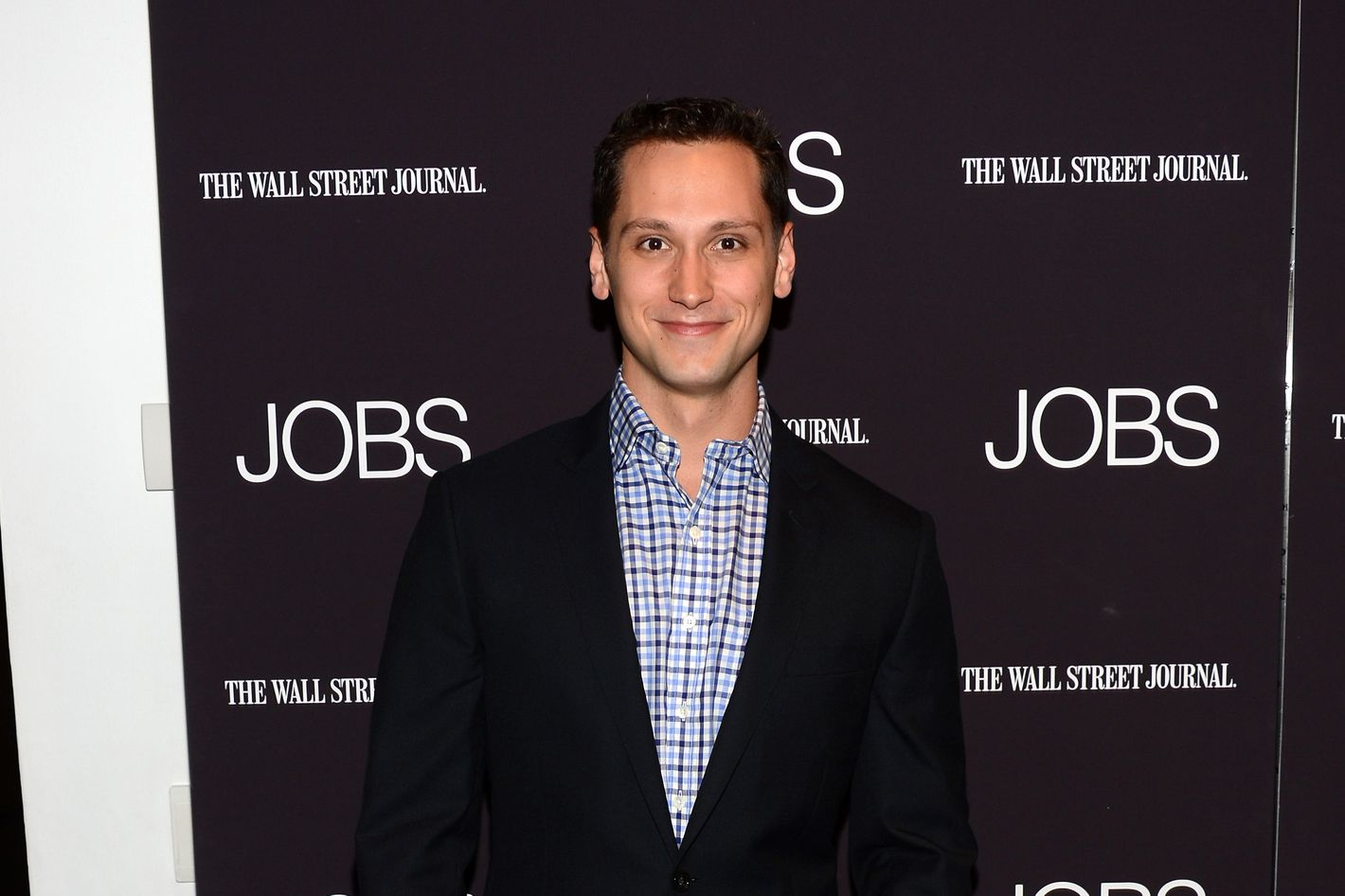 """Matt McGorry attends the """"Jobs"""" New York Premiere at MOMA on August 7, 2013 in New York City."""